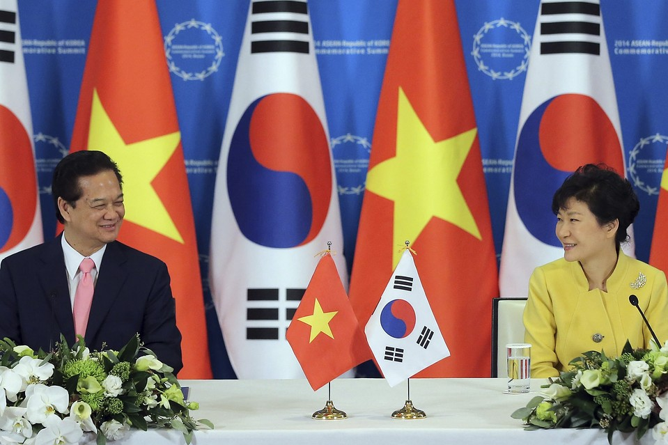 Free trade pact South Korea - Vietnam