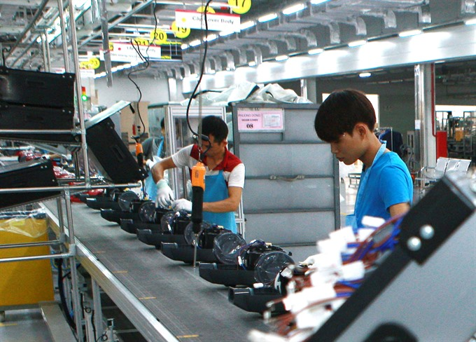 VN economy still dominated by FDI firms