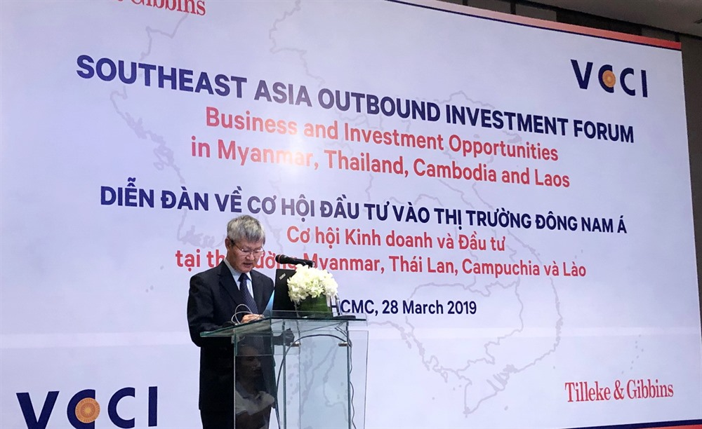 Vietnamese companies urged to go to Southeast Asian markets
